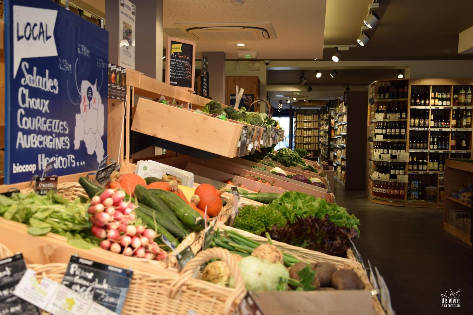 biocoop saint-thomas - magasin bio à reims.